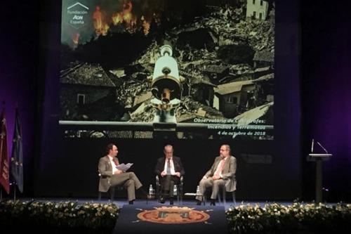 El CCS pagó 487 millones de euros a los afectados por el terremoto de Lorca
