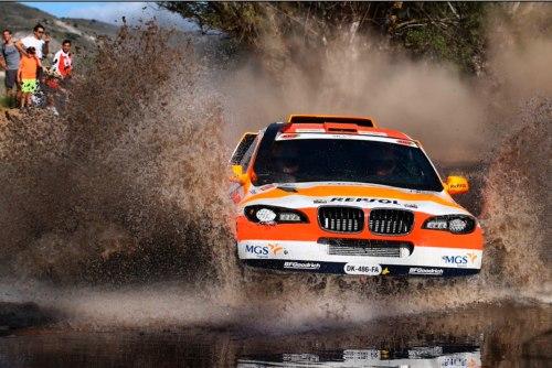 Isidre Esteve participará en el Rally de Marruecos con el apoyo de MGS