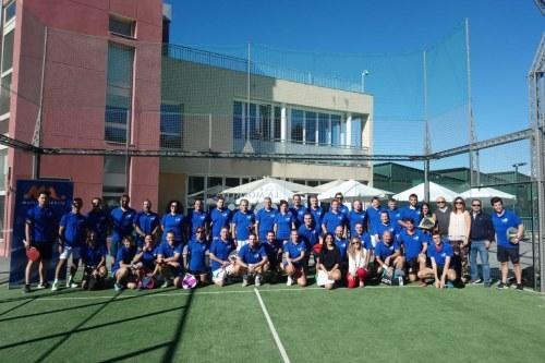 III Torneo Solidario de Pádel