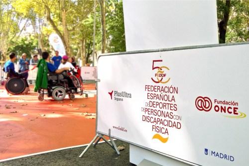 Plus Ultra apoya a la Federación Española de Deportes de personas con Discapacidad Física