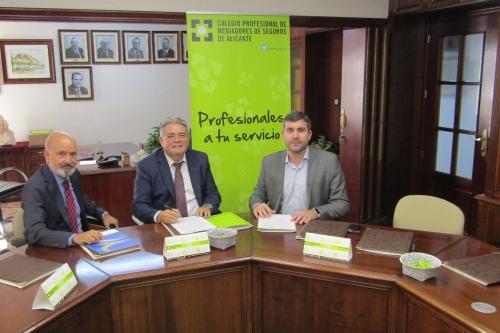 El Colegio de Alicante y Reale consolidan sus lazos