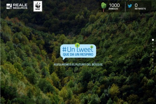 Reale y WWF trabajarán de forma conjunta en la concienciación medioambiental