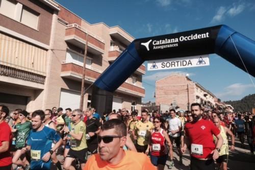 Catalana Occidente patrocina la carrera del Pont de Vilomara i Rocafor