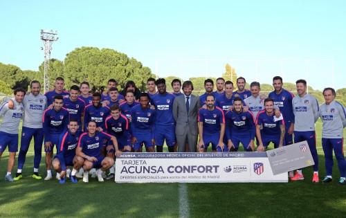 Tarjeta Acunsa Confort