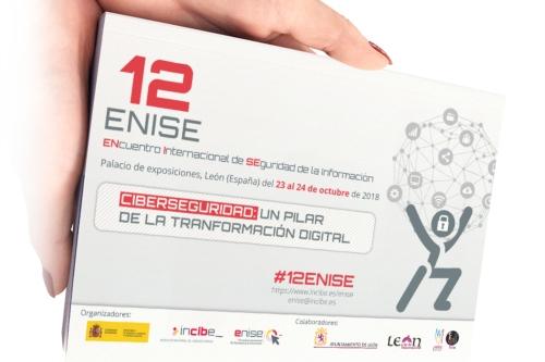 Hiscox participa en el congreso de ciberseguridad 12 Enise