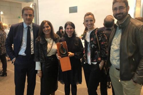 Lagun Aro gana el premio al Mejor Producto en Vidaforum 2018