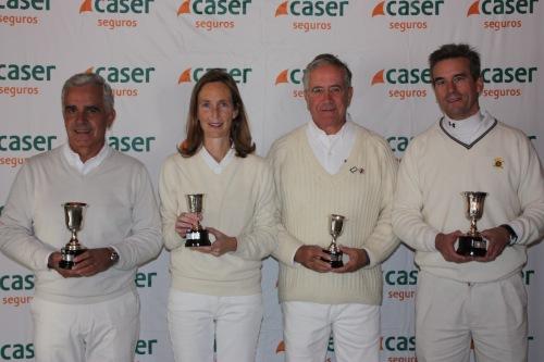 Caser celebra la segunda edición de su torneo de croquet