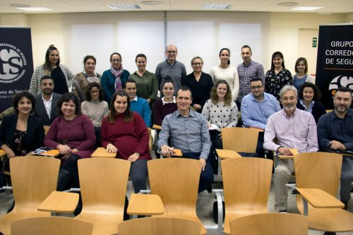 Acs-Cv impartió formación a los corredores de seguros de la Comunidad Valenciana