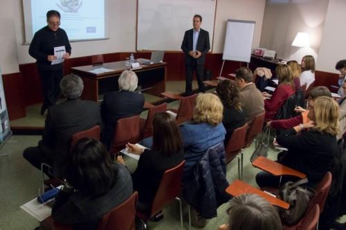 El Colegio de Gerona imparte formación sobre seguros personales