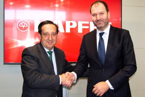 Mapfre firma un acuerdo con la Confederación Española de Autónomos