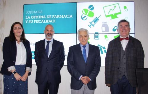 PSN y Adefarma resuelven las dudas fiscales de los farmacéuticos