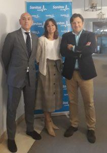 El Colegio de Asturias renueva su colaboración con Sanitas