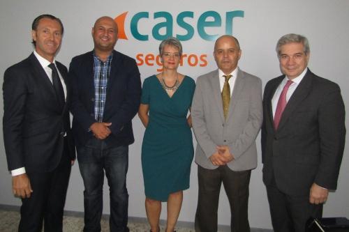 Caser inaugura una agencia exclusiva en Tenerife