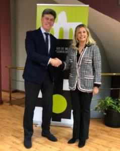 Los Colegios de Madrid y Cuenca firman un acuerdo de colaboración