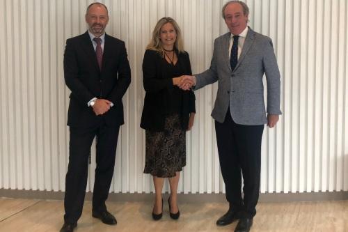Zurich se adhiere al Plan de Cooperación Global del Consejo General