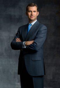 El Rey Felipe VI acepta la Presidencia de Honor de la Clausura del 25 Aniversario de Cojebro