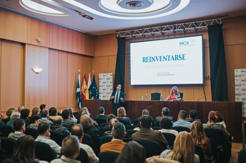 Fundación MGS organiza una jornada formativa en Tenerife
