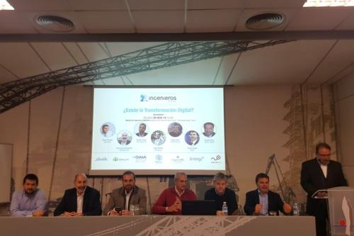 Inithealth participa en una mesa redonda sobre transformación digital