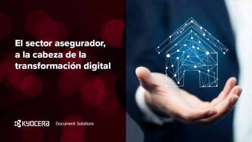 Las compañías de seguros lideran la transformación digital