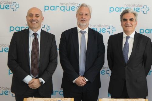 Parque Hospitales presenta las líneas estratégicas para el Hospital de Llevant