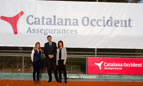 Catalana Occidente patrocina la sección de hockey del Club Junior Sant Cugat del Vallès