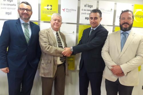Plus Ultra Seguros colabora con el Colegio de Murcia