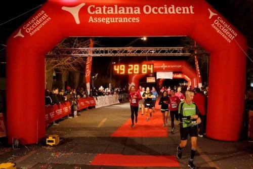 Catalana Occidente patrocina la 20ª edición de la Sant Silvestre Barcelonesa