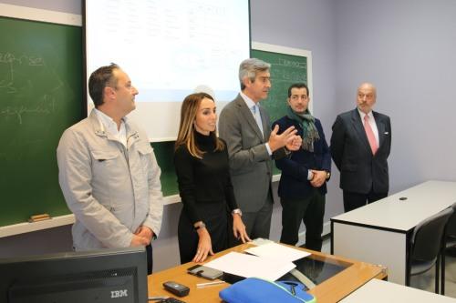 Apertura del Curso Superior en Gestión de Riesgos y Seguros en Valencia