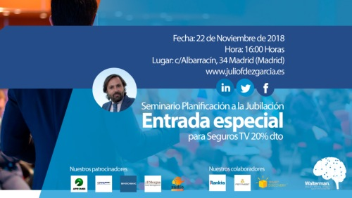 Seminario Planificación a la Jubilación. Julio Fernández García