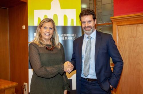 Premaat y el Colegio de Madrid han renovado el acuerdo de colaboración