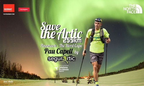 Save The Artic: la aventura de Pau Capell y Segurartic