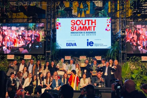Bdeo, ganadora de South Summit México