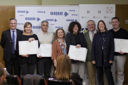 Los Colegios de Córdoba, Huelva y Sevilla entregan los diplomas del Curso Superior de Seguros