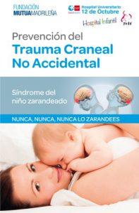 Fundación Mutua premiada por su campaña para prevenir el síndrome del bebé zarandeado