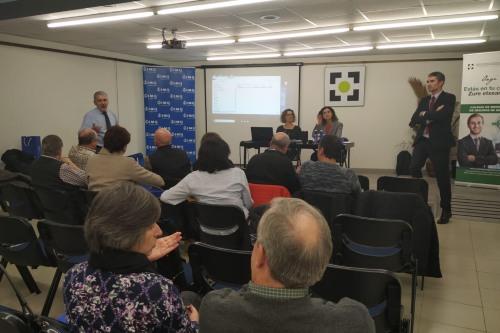 IMQ imparte formación sobre la nueva Directiva de Distribución de Seguros en el Colegio de Guipúzcoa
