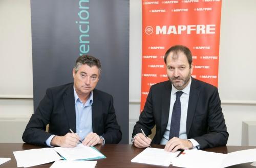 Mapfre y Quirónprevención colaboran en la prevención de riesgos laborales