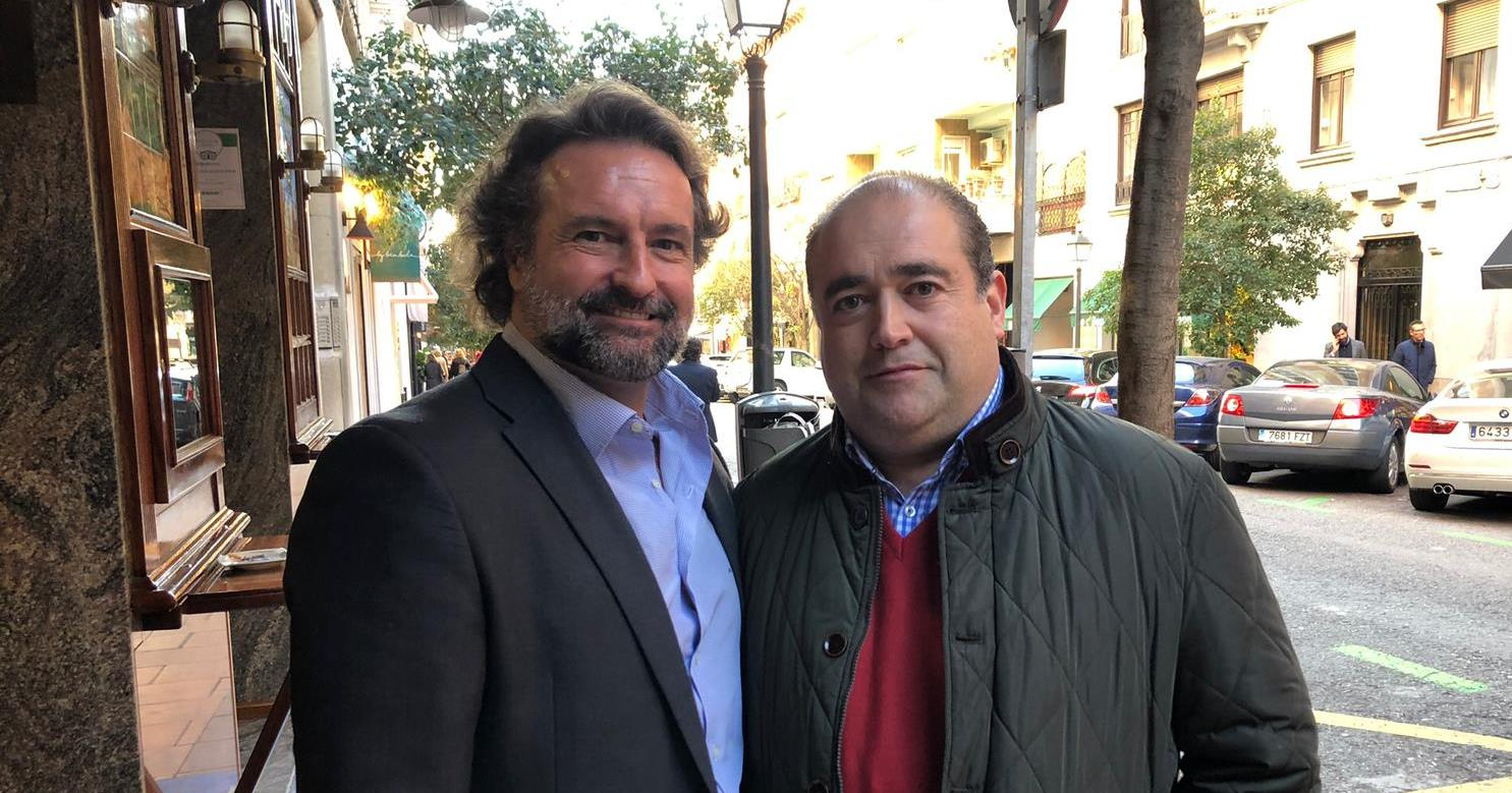 QVC Jaime Carvajal y Andres Narvaez
