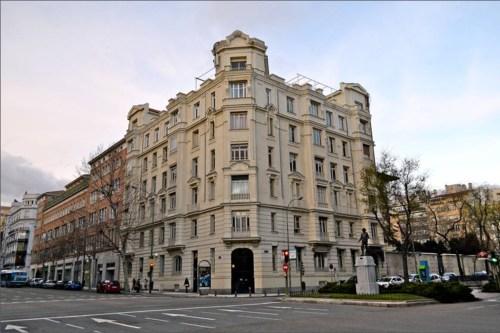 Caser adquiere un inmueble en el centro de Madrid