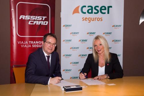 Caser y Assist Card alcanzan una alianza estratégica sobre seguros de viaje