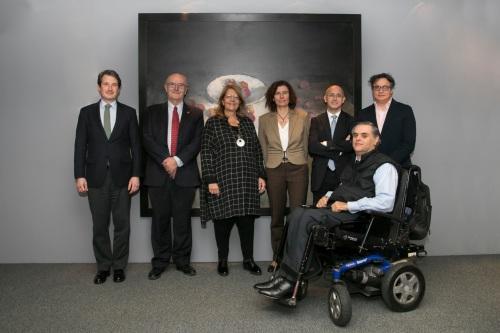 Fundación Caser financia dos proyectos de investigación sobre ELA
