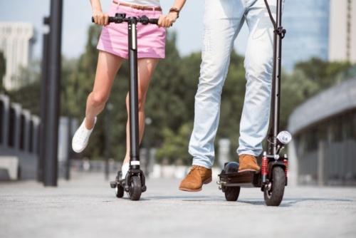 Provocar un accidente con patinetes eléctricos puede tener consecuencias penales