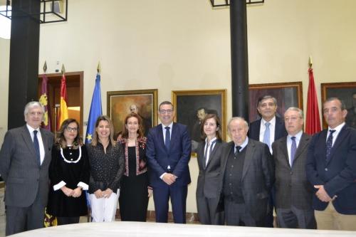 La Universidad de Murcia y Fundación Asisa crean la Cátedra de Comunicación Sanitaria
