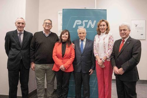 PSN inaugura oficialmente su nueva oficina de Logroño