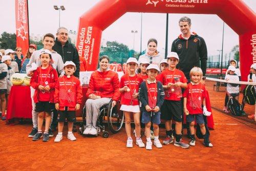 La Fundación Jesús Serra organiza la 3ª edición de Xpress Tennis Cup