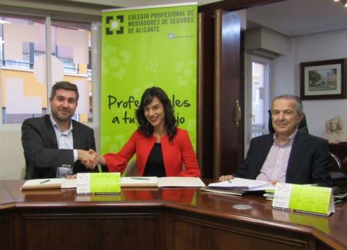 Mutua Madrileña celebra el 75 aniversario del Colegio de Alicante