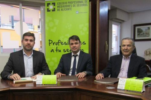 Murimar Seguros apoya al Colegio de Mediadores de Alicante