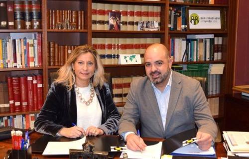 Das consolida su colaboración con el Colegio de Mediadores de Madrid