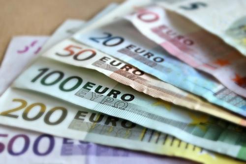 Euros falsos bajo control