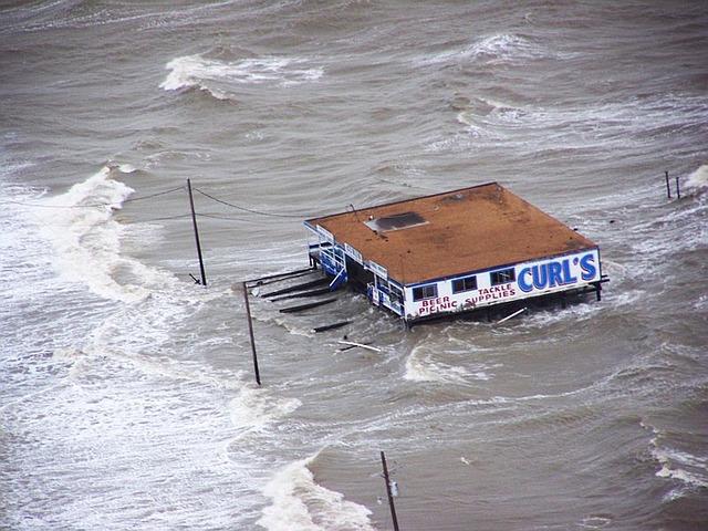 El impacto de las catástrofes naturales