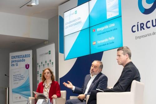 Fundación Inade presentó el pasado miércoles 23 de enero el primer trabajo de investigación realizado en la península ibérica sobre el contrato de seguros en España y Portugal